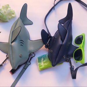 Shark crossbody purse! 🦈🦈